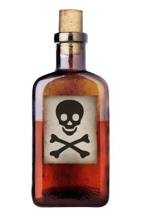 Ricin poison
